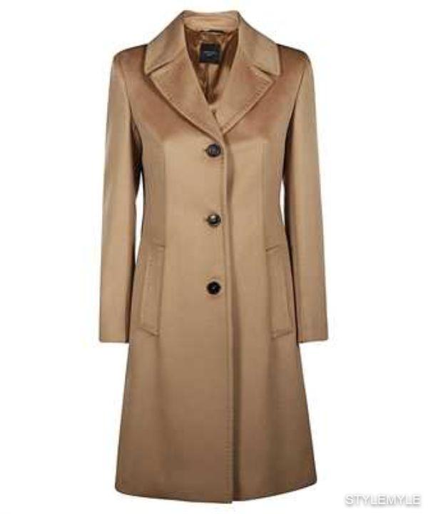 MAX MARA WEEKEND - Max mara weekend vincita coat