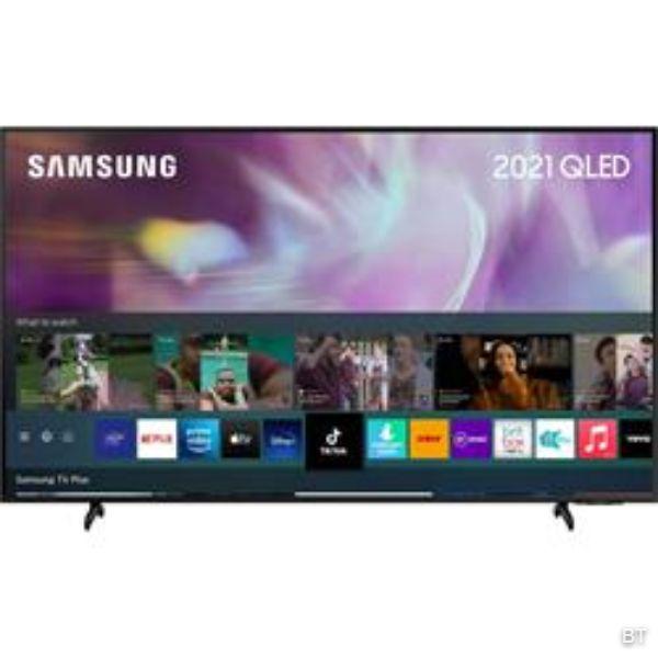 """Samsung 55"""" Q60A (2021) QLED 4K QHDR AirSlim Smart TV"""