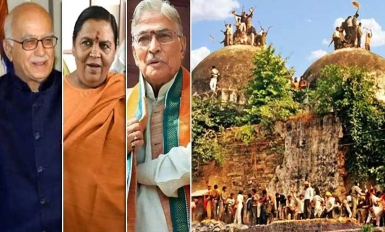 babri-mosque-demolition-case-all-32-accused-acquitted