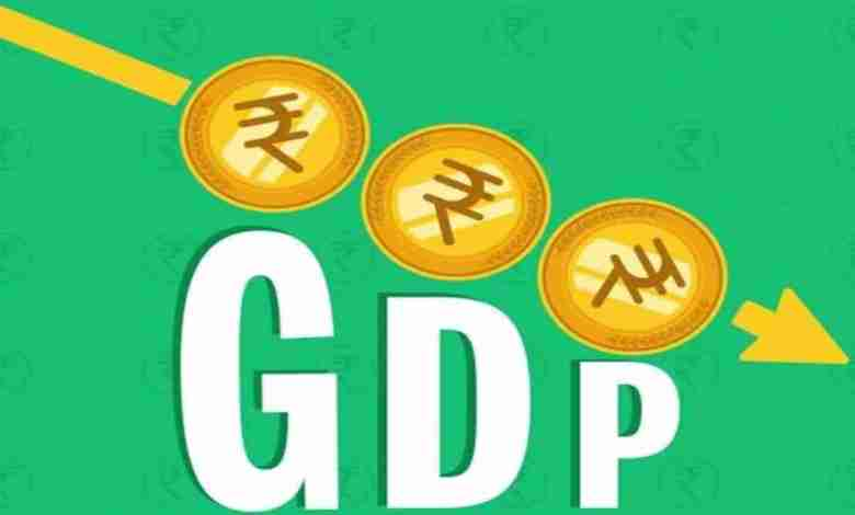 india's GDP is at its lowest in 40 years, modi govt blame GOD for it