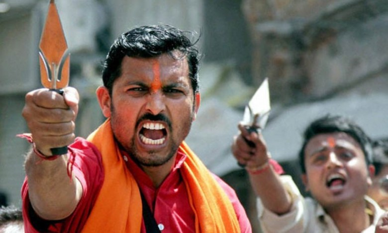 facebook did not ban bajrang dal citing security of employees
