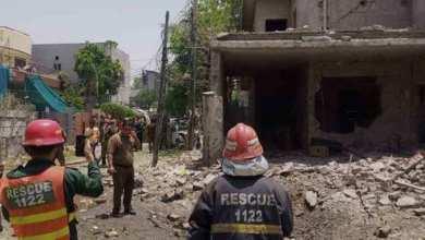 Photo of पाकिस्तान के लाहौर में आतंकी हाफिज सईद के घर के पास जोरदार धमाका; दो की मौत, 20 जख्मी