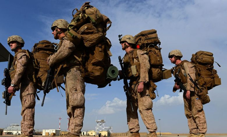 american army left afghanistan after 20 years's war with taliban
