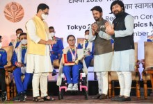 Photo of खेल मंत्री अनुराग ठाकुर ने पैरा एथलीट्स को किया सम्मानित