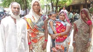 रिवई गांव के आदमी