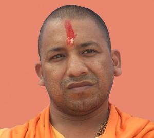 भाजपा के गोरखपुर एम एल ए - योगी आदित्यनाथ