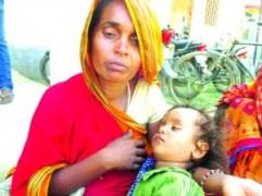 मृत्यू-प्रमाण के लेल परेशान सरोज देवी