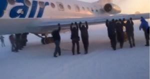 27-11-14 Mano - Siberia plane stuck