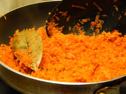 29-01-15 Mano Karvi - Food - Mooli ka Halwa (web)