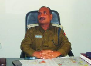 अपर एस.पी. रामयश सिंह