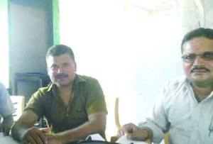 कार्यक्रम पदाधिकारी राकेष कुमार