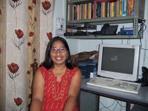 अनीता भारती का फोटो