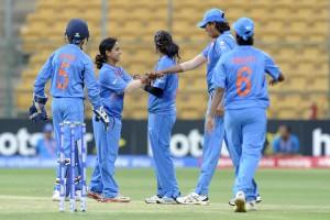 """""""Women's ICC World Twenty20 India 2016: India V Bangladesh"""""""