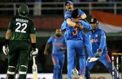 Pakistan, India, Mohali, World Cup, semi-final, 2011, ICC World Cup