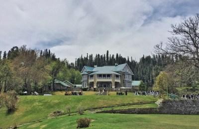 Imran Khan, Nathia Gali, Governor House, KP