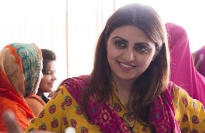 Gulalai Ismail, flee, Pakistan, India, bank account