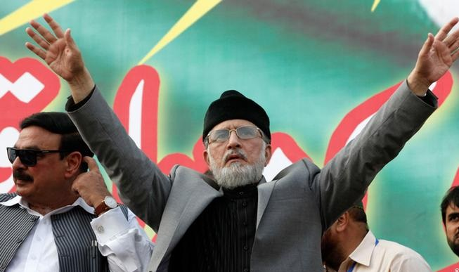 Pakistan, cleric, Tahir-ul-Qadri, retirement, politics