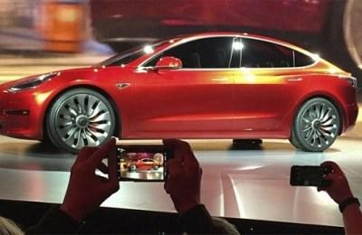 Tesla, first batch, China-made, cars