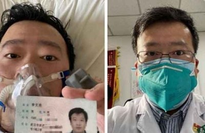 Chinese doctor, China, punished, warning, coronavirus dies