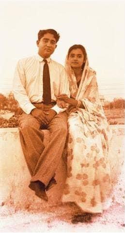 Aziz Fatima, Gandhi, Maulana Mohammad Ali Jauhar, granddaughter, Karachi