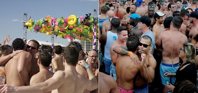 Gay festival, Miami, gay festival, coronavirus, gay festival Miami