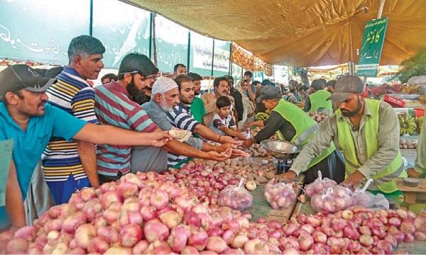 Pakistan, annual inflation, statistics bureau