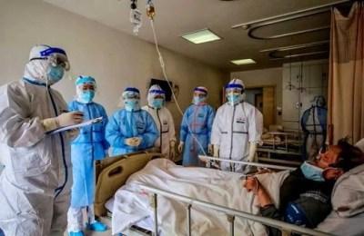Coronavirus, patient, selfie, COVID-19, selfie coronavirus patient