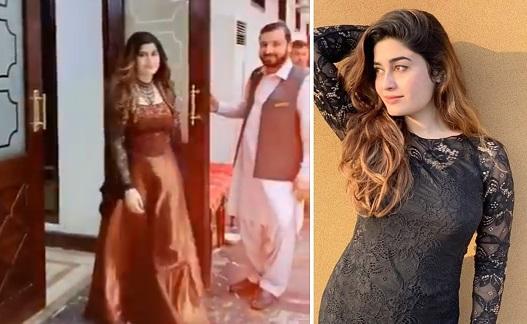 TikTok, Sofia Kaif, Peshawar, viral video