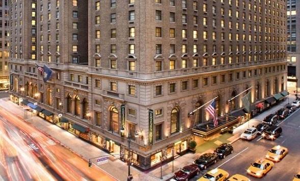 Manhattan, Roosevelt Hotel, New York, PIA