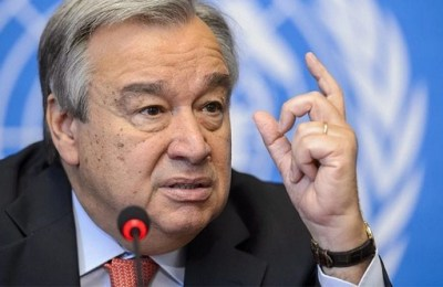 UN chief, United Nations, racism, world inequalities