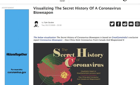 Google, ads, conspiracy theory, coronavirus, covid-19