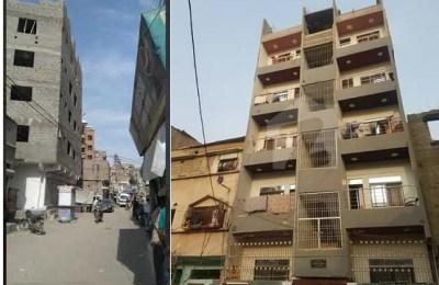 SBCA, Karachi, director general, Liaquatbad Town, illegal constructions