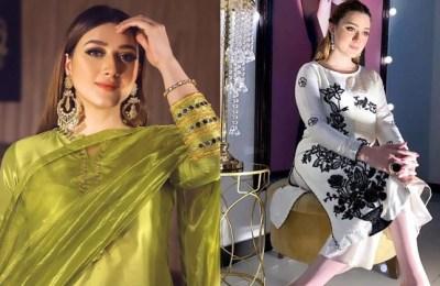 Momina Iqbal, Pakistan, actress