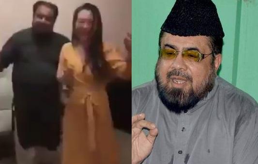 Mufti Qavi, dance, woman