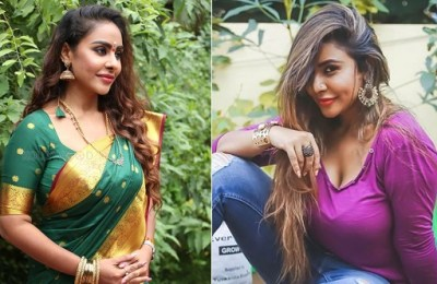 Sri Reddy, drugs, Tollywood