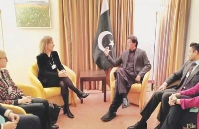 Imran Khan, Facebook, Pakistan, Sheryl Sandberg