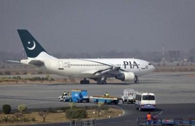 PIA, new planes