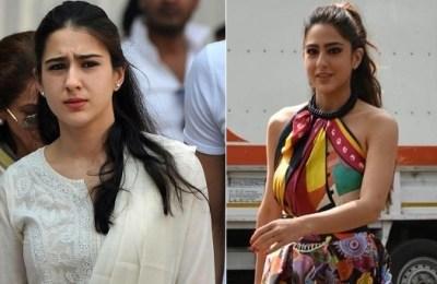 Sara Ali Khan, Amrita Singh, Bollywood