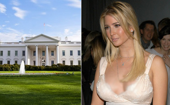 Ivanka Trump, White House, Donald Trump, Ivanka White House