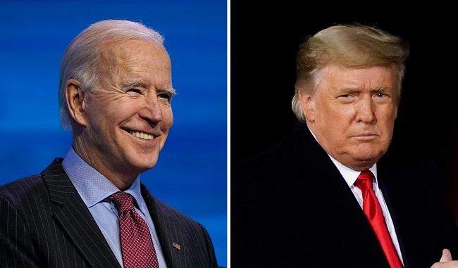 Joe Biden, Donald Trump, Secrets