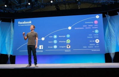 Facebook, revenue, fourth quarter, Facebook revenue