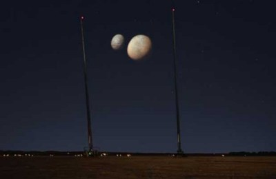 UAE govt, two moons, UAE two moons