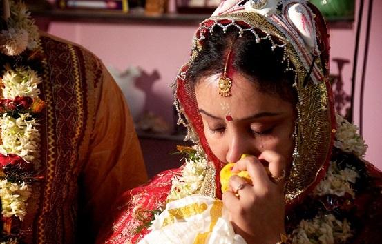 India bride dies, Bride, India