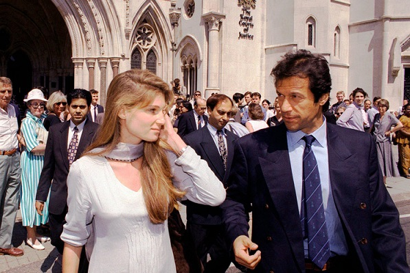 Jemima Goldsmith, Imran Khan, rape, Jemima Imran