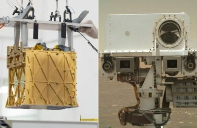 NASA carbon dioxide, NASA, Mars