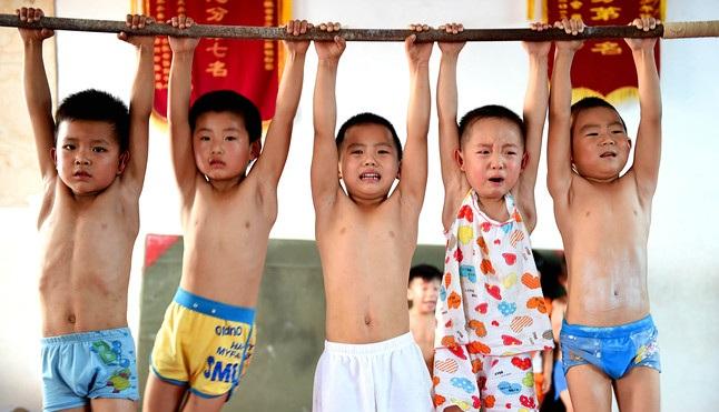 China, China children policy