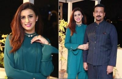 Madeha Naqvi, Faisal Sabzwari