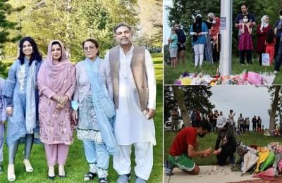 Canada family, Pakistan, attack, Muslims