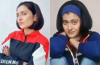 Ayeza Khan, Anjali, Kajol