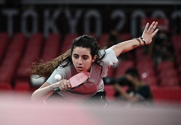 Hend Zaza, Syria, Tokyo Olympics